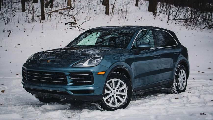 26 Best 2019 Porsche Cayenne Wallpaper