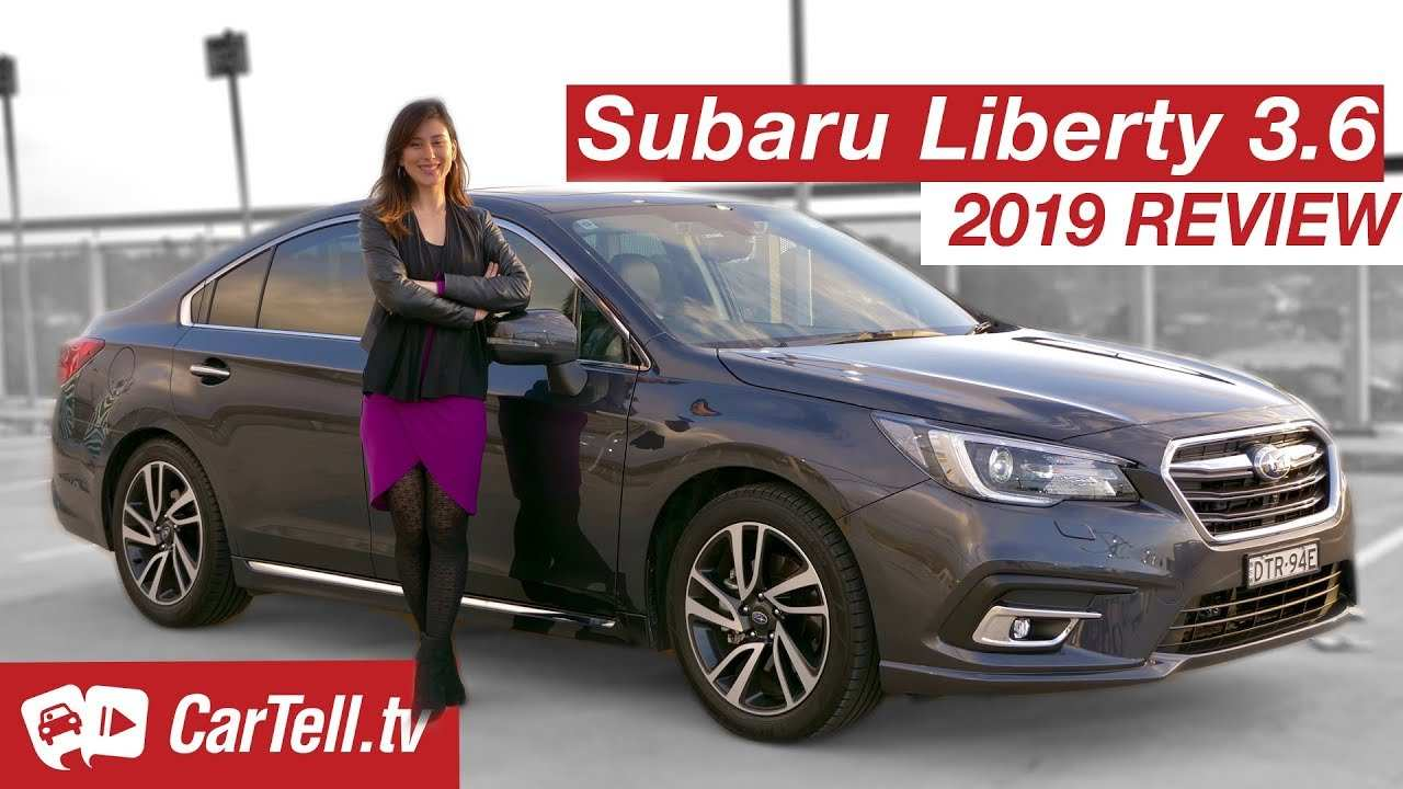 26 Best 2019 Subaru Liberty Price And Review