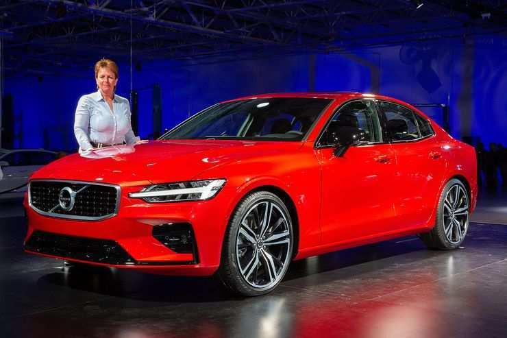 26 Best 2019 Volvo S60 Redesign And Concept
