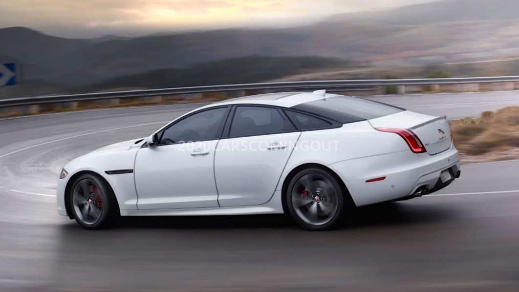 26 Best 2020 Jaguar XJ Model