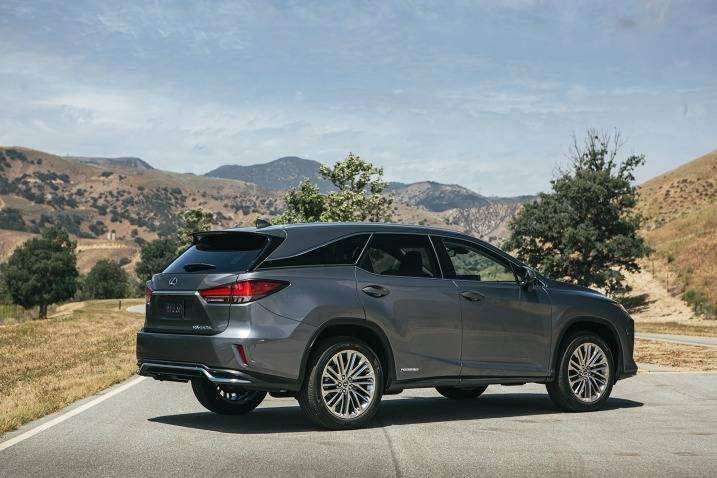 26 Best 2020 Lexus RX 350 Review And Release Date
