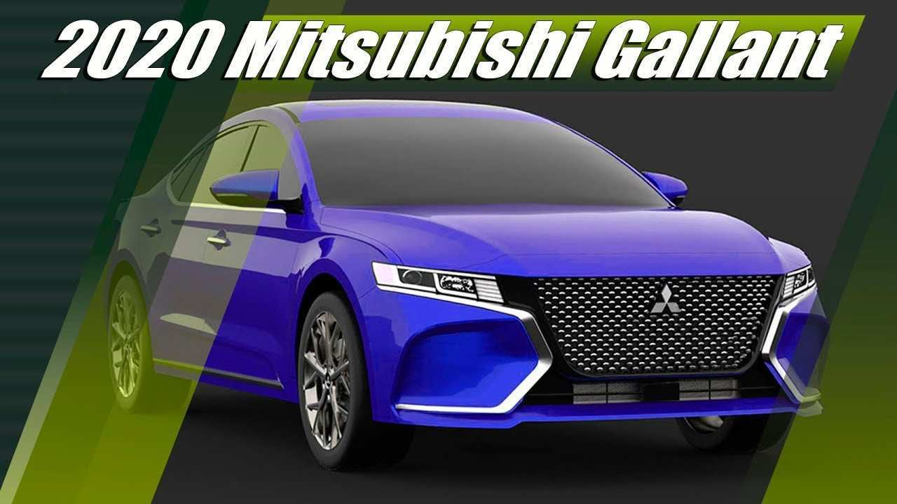 26 Best 2020 Mitsubishi Galant New Model And Performance