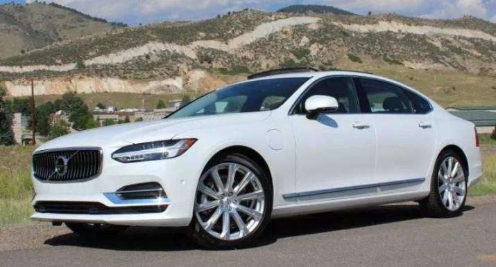 26 Best 2020 Volvo S90 Picture