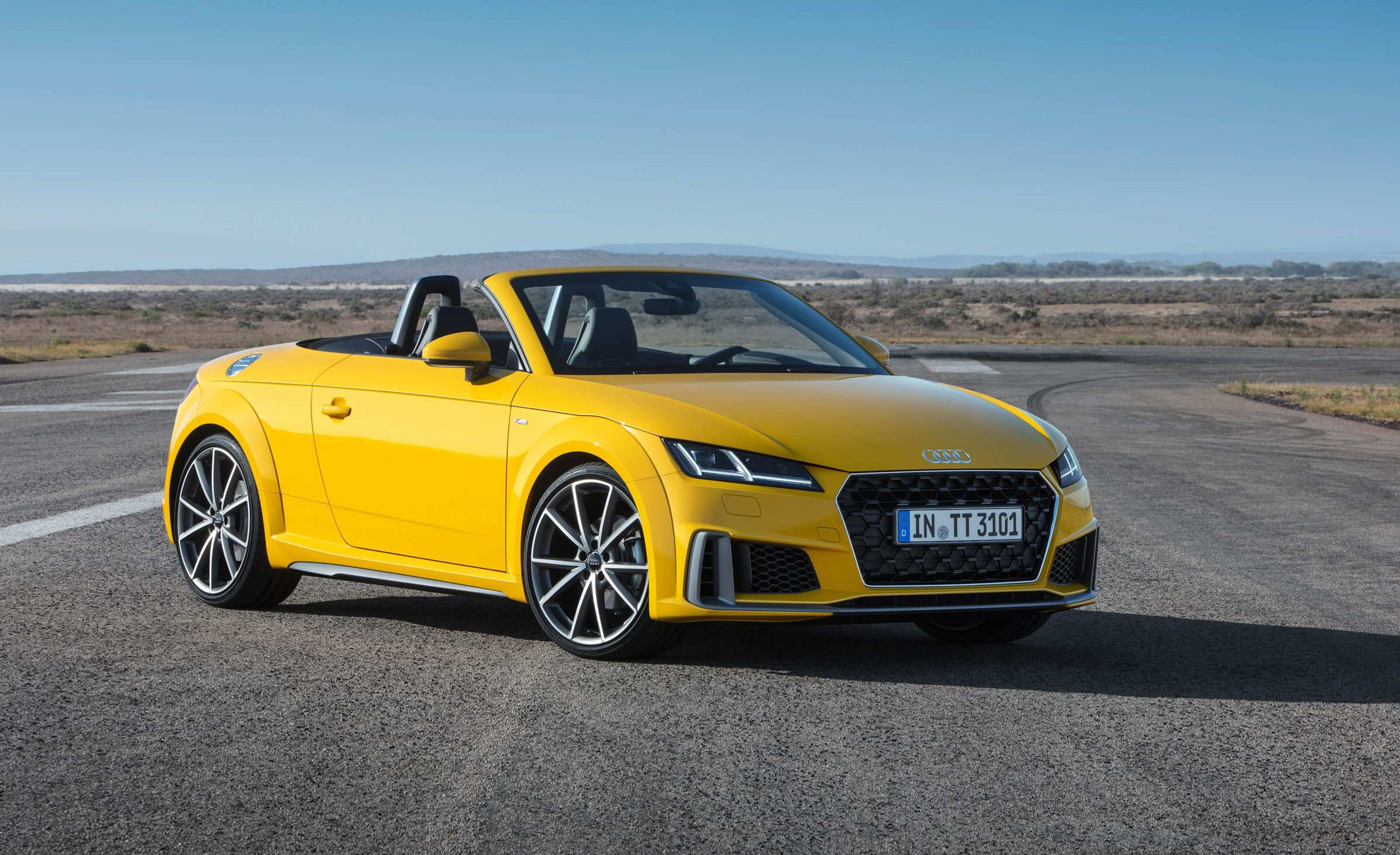 26 New 2019 Audi TTS Concept And Review