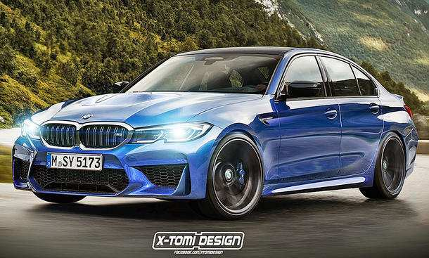 26 New 2019 BMW M3 Pictures