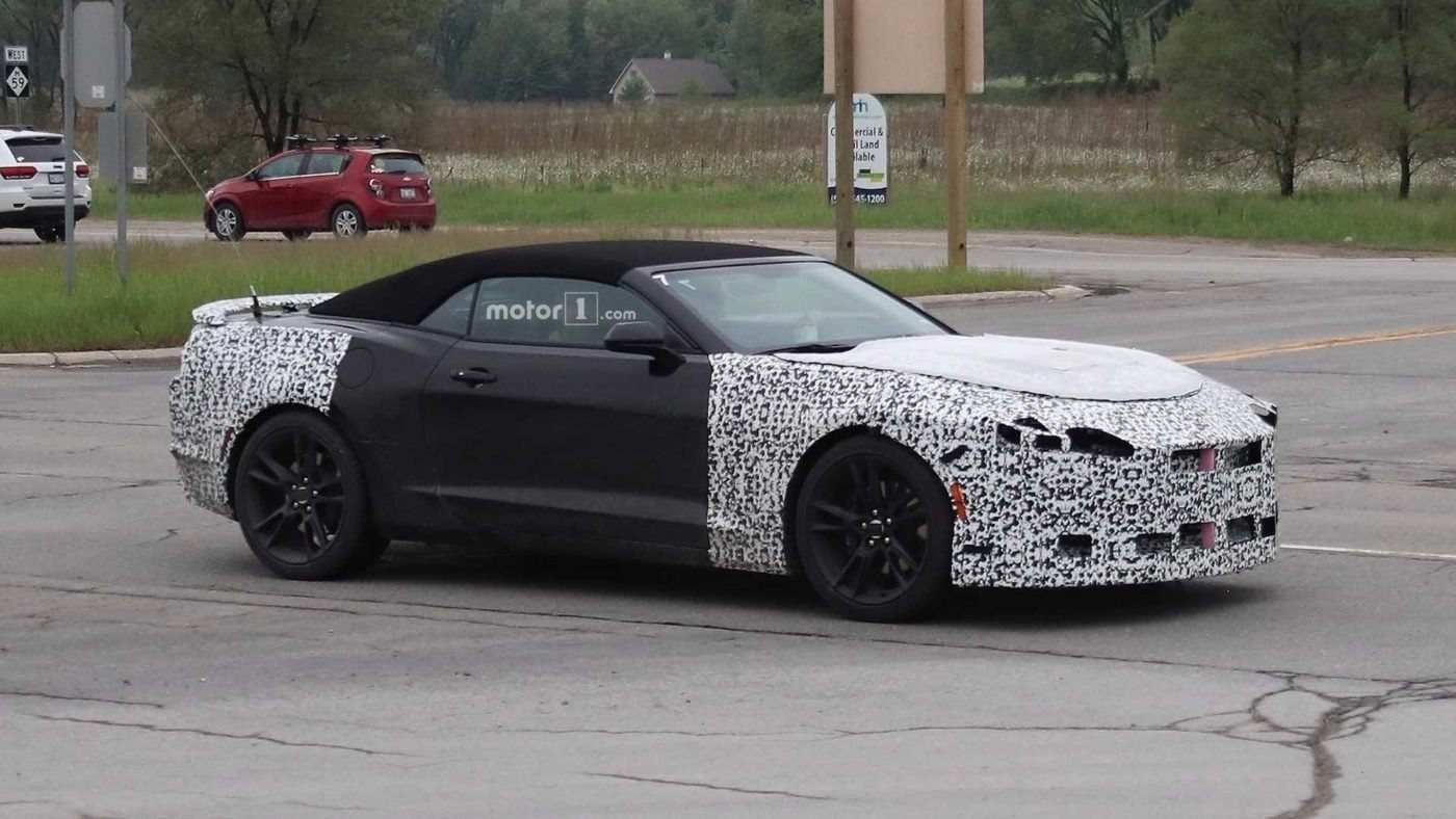 26 New 2019 Chevy Camaro Competition Arrival Redesign