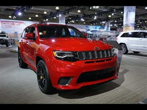 26 New 2019 Grand Cherokee Srt Hellcat Exterior And Interior