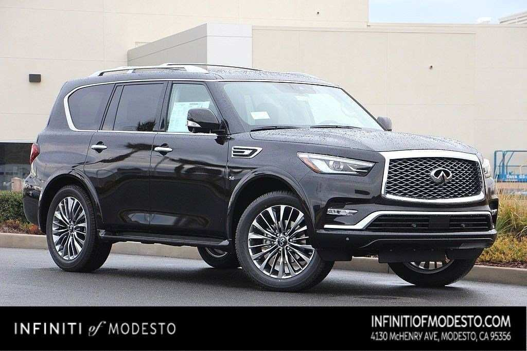 26 New 2019 Infiniti QX80 Rumors