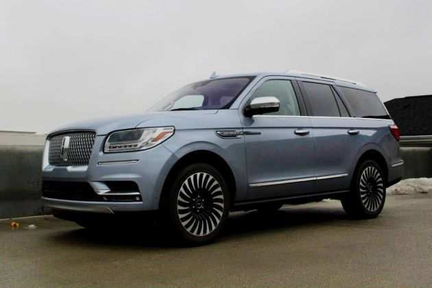 26 New 2019 Lincoln Navigator Interior