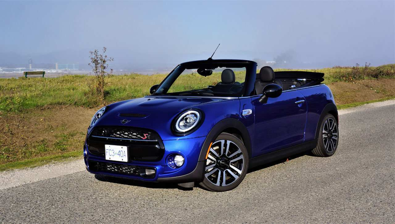 26 New 2019 Mini Cooper Convertible S Release