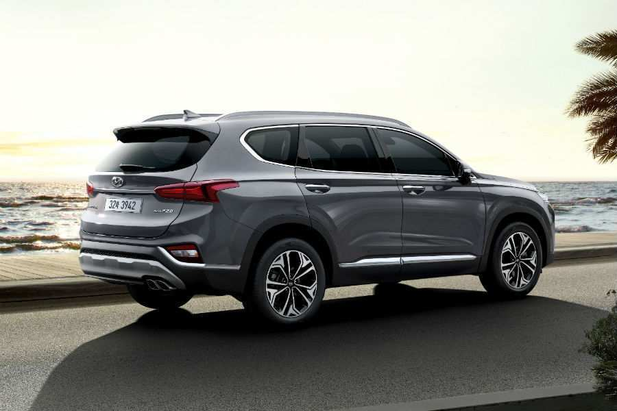 26 New 2019 Santa Fe Sports Images