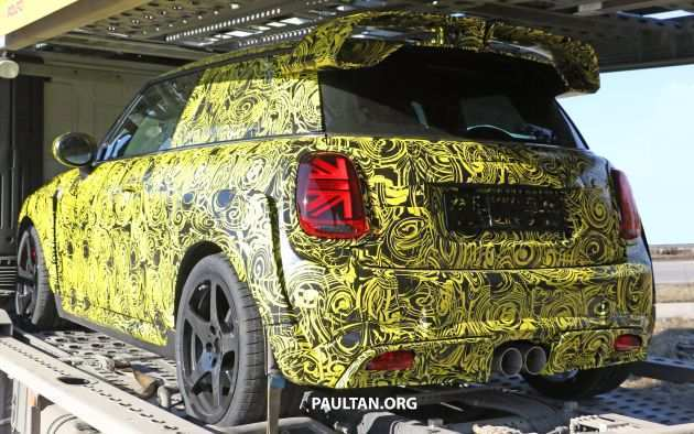26 New 2019 Spy Shots Mini Countryman Concept And Review
