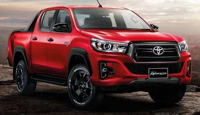26 New 2019 Toyota Hilux Exterior And Interior