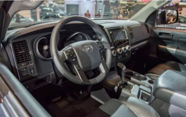 26 New 2019 Toyota Sequoia Spy Photos Redesign And Review