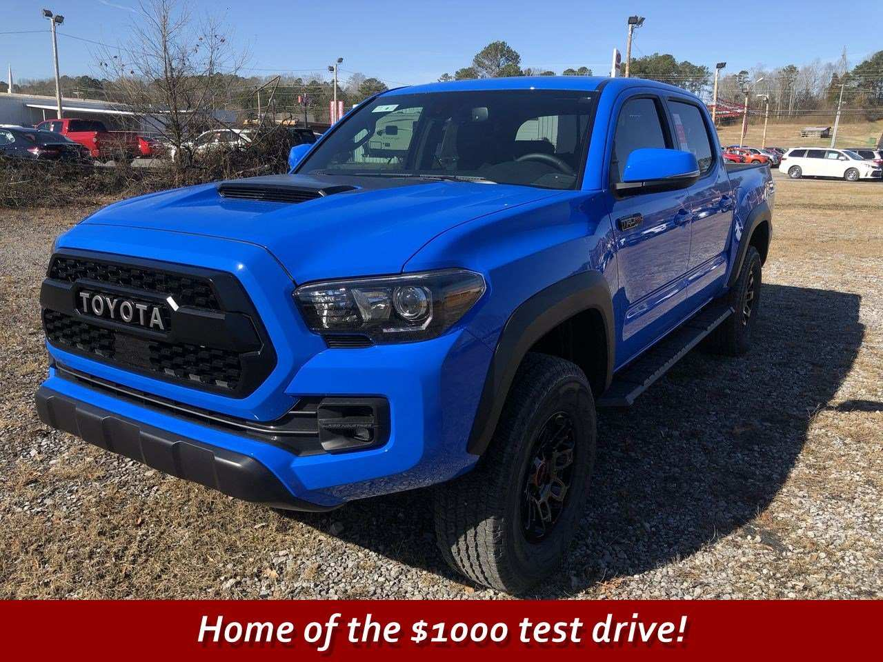 26 New 2019 Toyota Tacoma Rumors