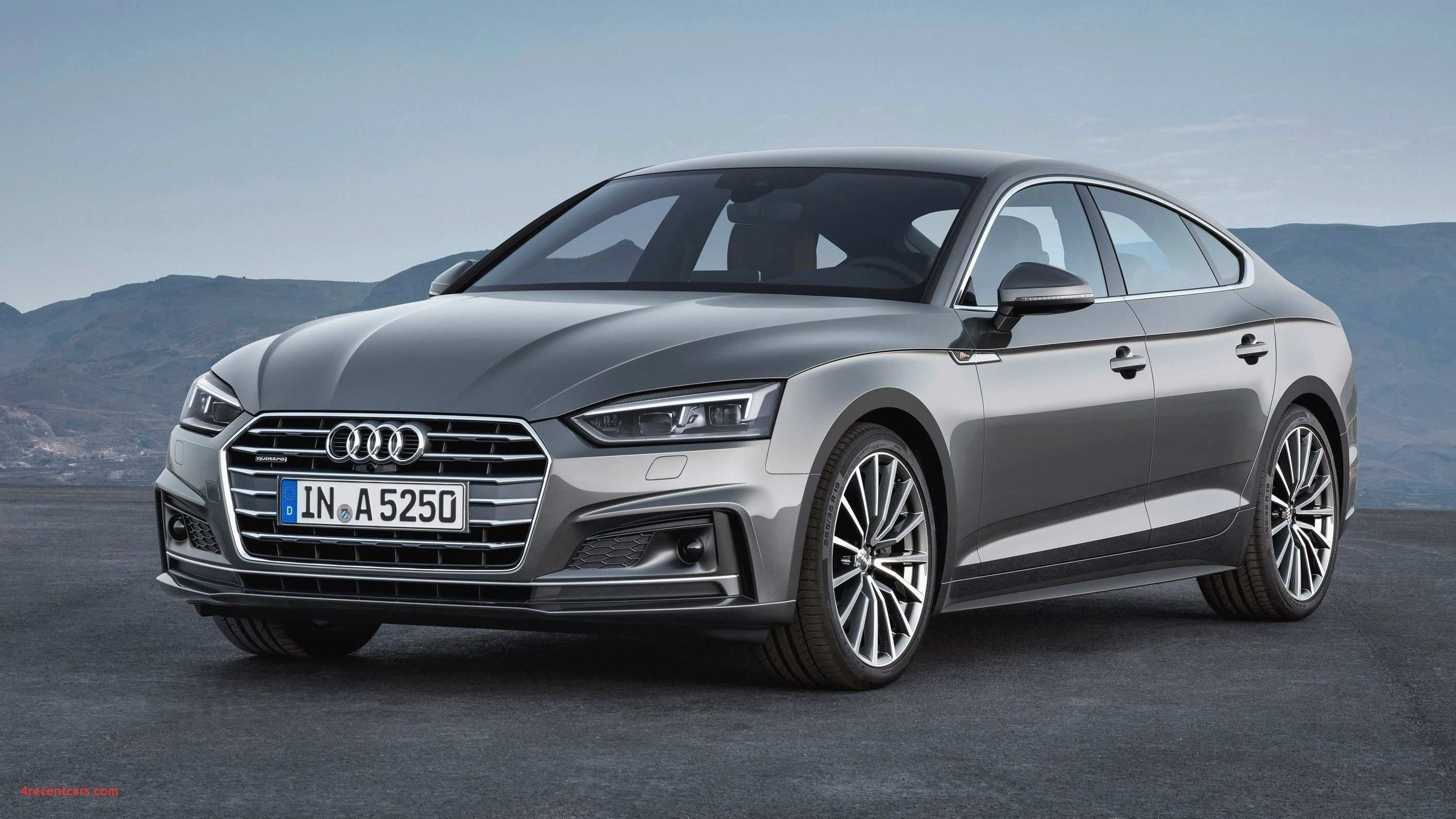 26 New 2020 Audi A6 Comes First Drive