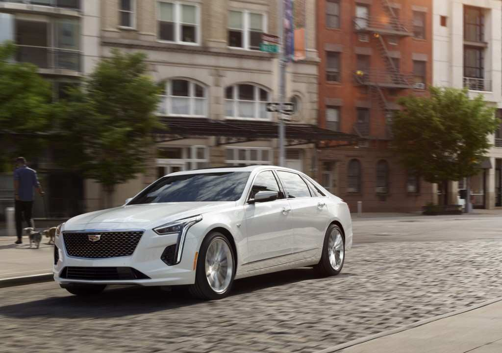 26 New 2020 Cadillac CT6 Redesign And Review