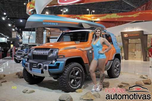 26 New 2020 Ford Troller T4 Redesign And Review
