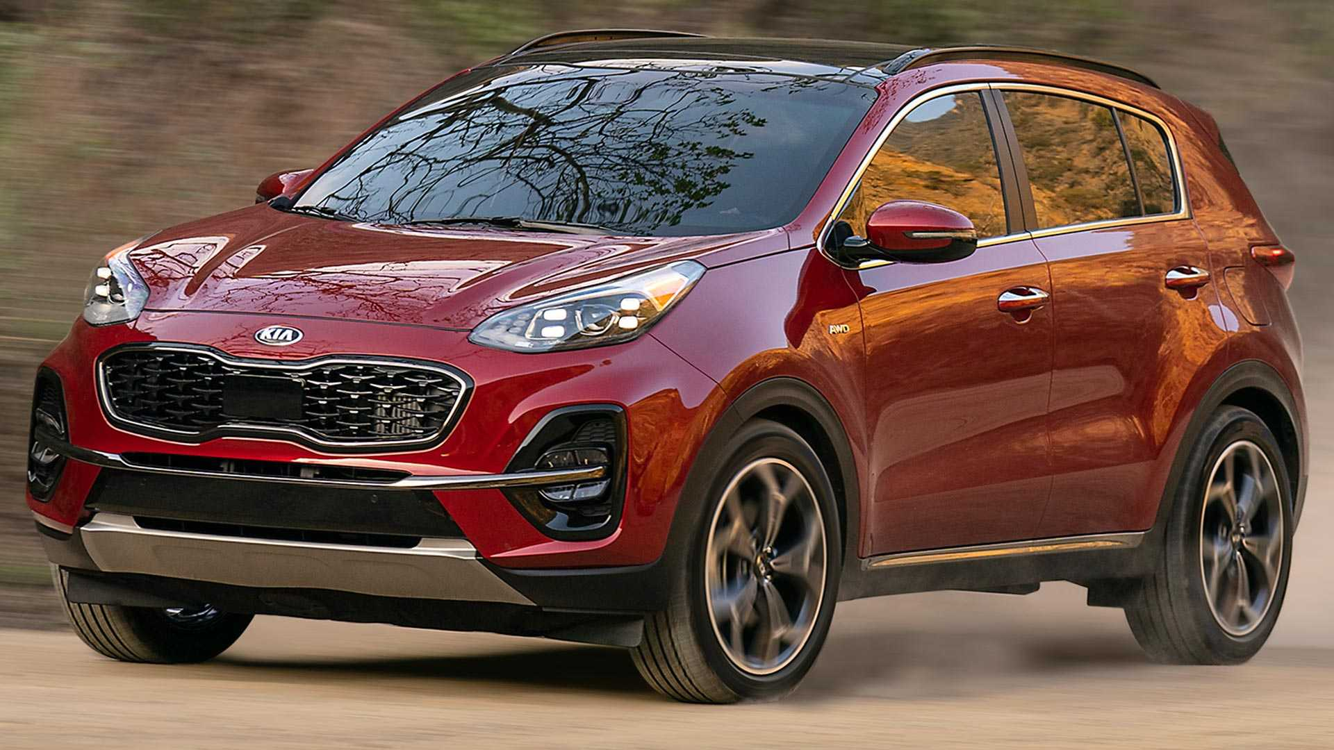 26 New 2020 KIA SportageSpy Shots Reviews