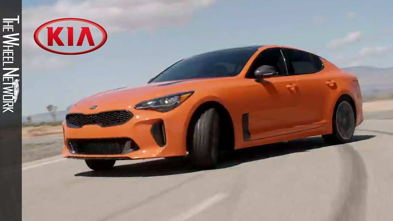 26 New 2020 Kia Stinger Release Date Spy Shoot
