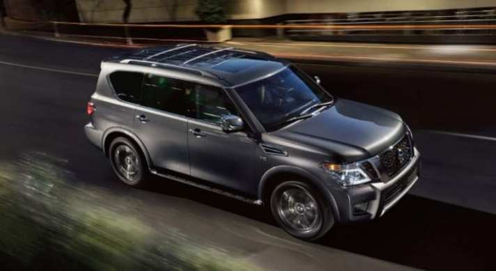 26 New 2020 Nissan Patrol First Drive