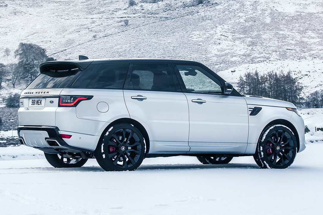 26 New 2020 Range Rover Sport Spesification
