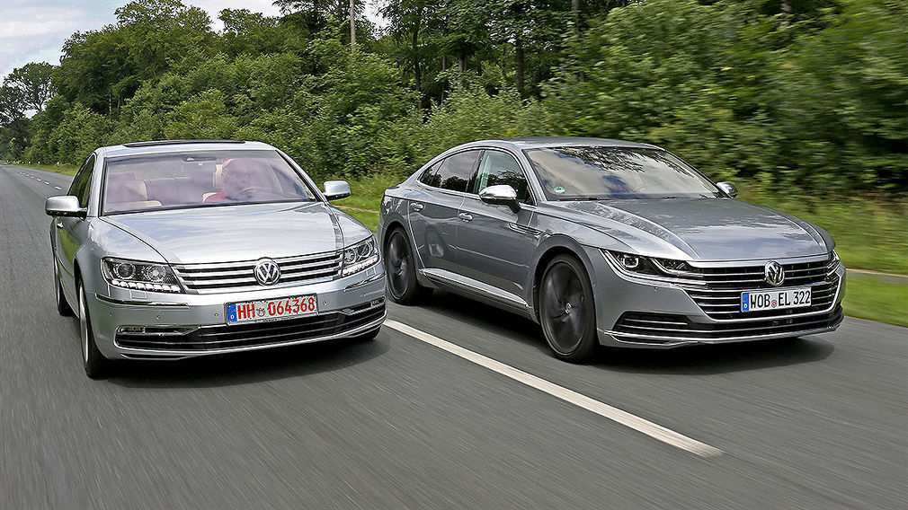 26 New 2020 VW Phaeton Redesign And Review