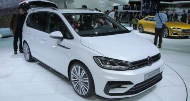 26 New 2020 VW Touran Spesification