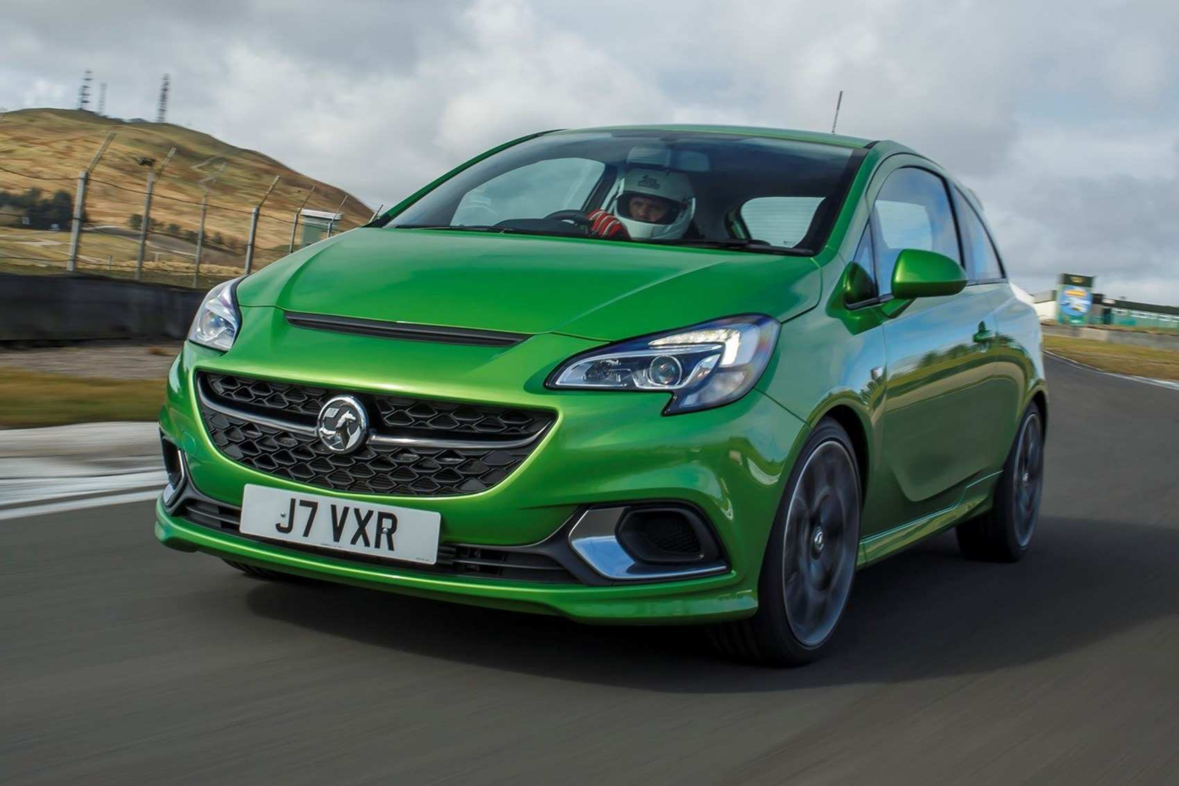 26 New 2020 VauxhCorsa VXR Spy Shoot