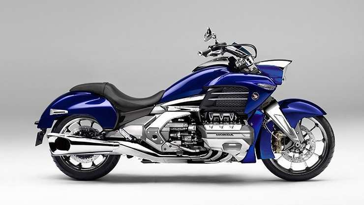 26 New Honda Valkyrie 2020 Model