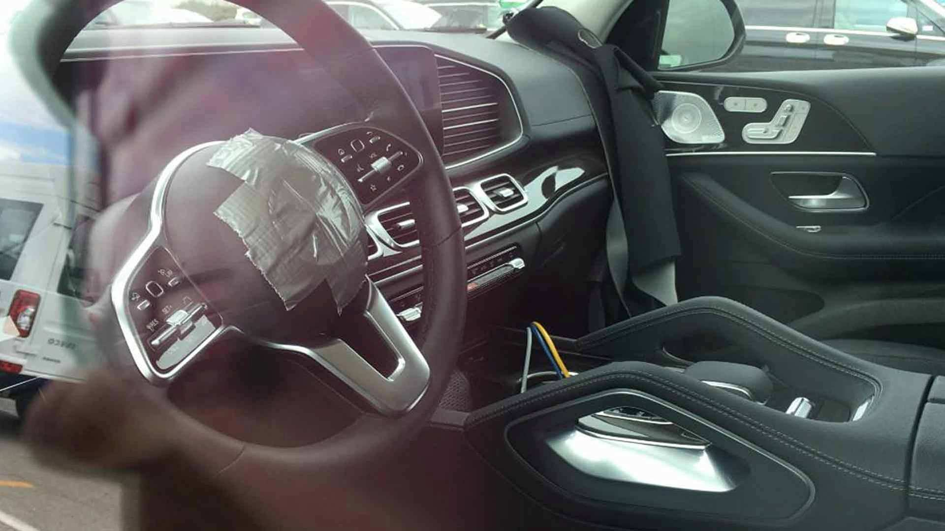 26 New Mercedes Gle 2019 Interior Research New