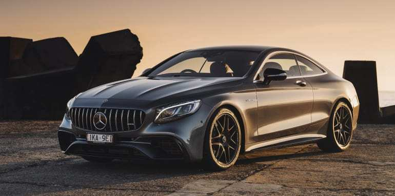 26 New Mercedes S Class Coupe 2019 Interior