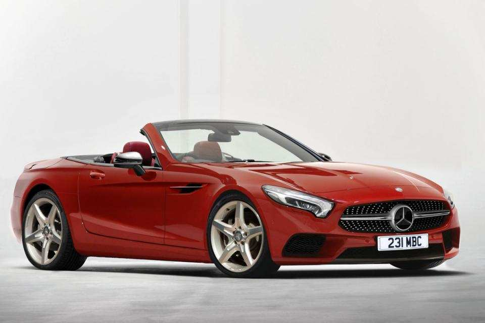 26 New Mercedes Sl 2019 Model