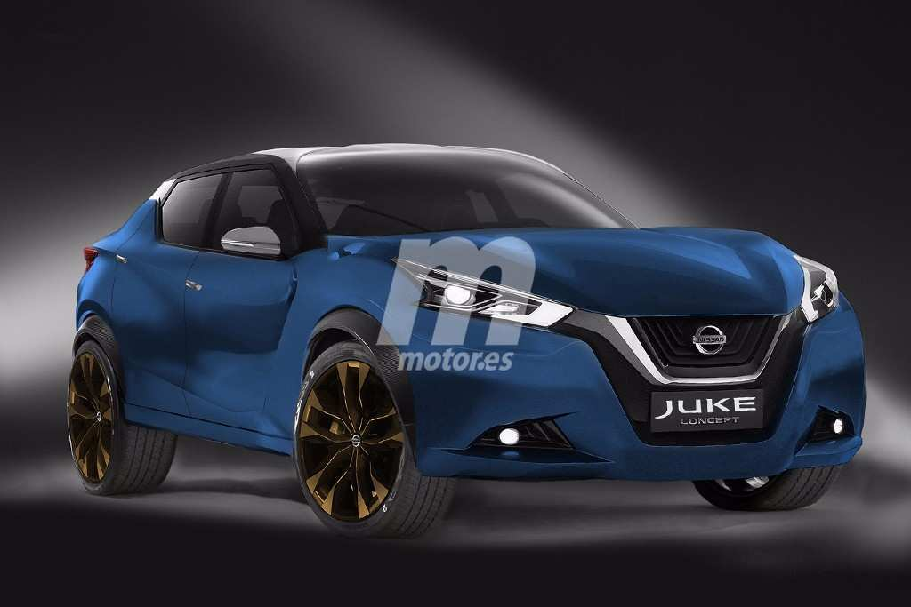 26 New Nissan Juke Concept 2020 Redesign