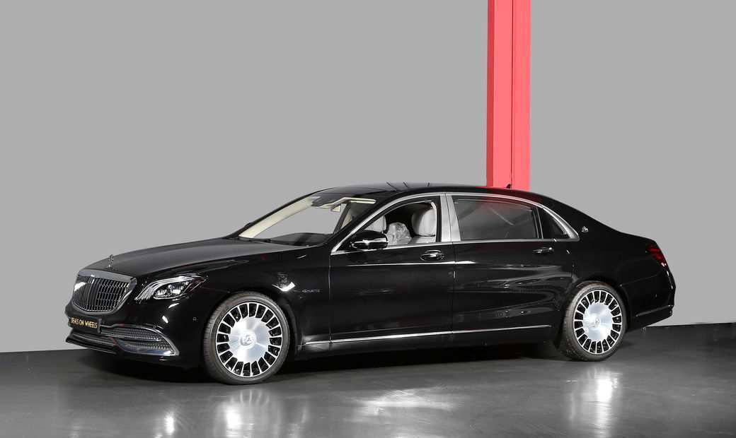 26 New S560 Mercedes 2019 Release Date