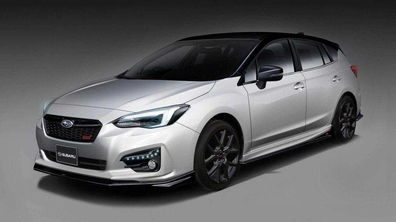 26 New Sti Subaru 2019 Spesification