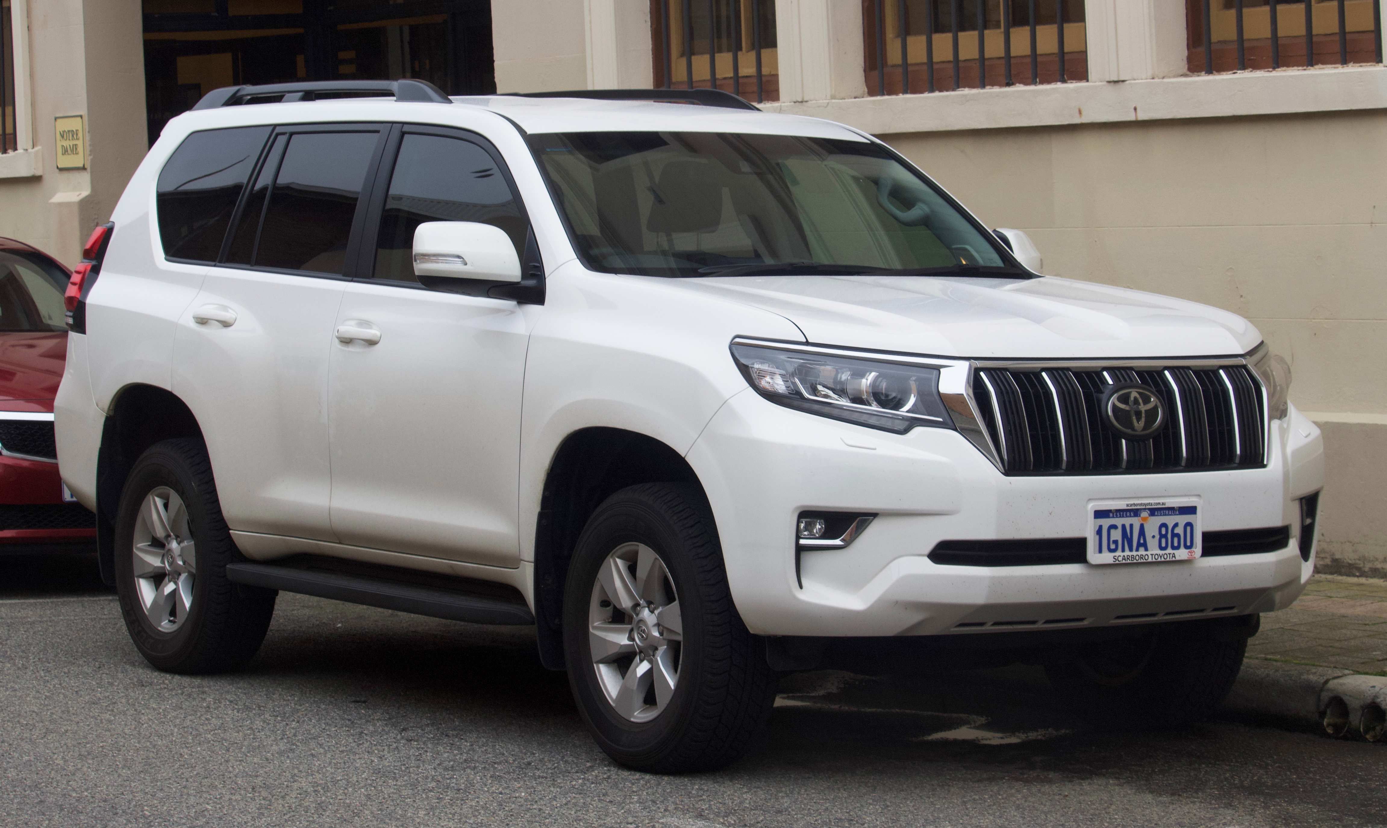 26 New Toyota Prado 2019 Configurations