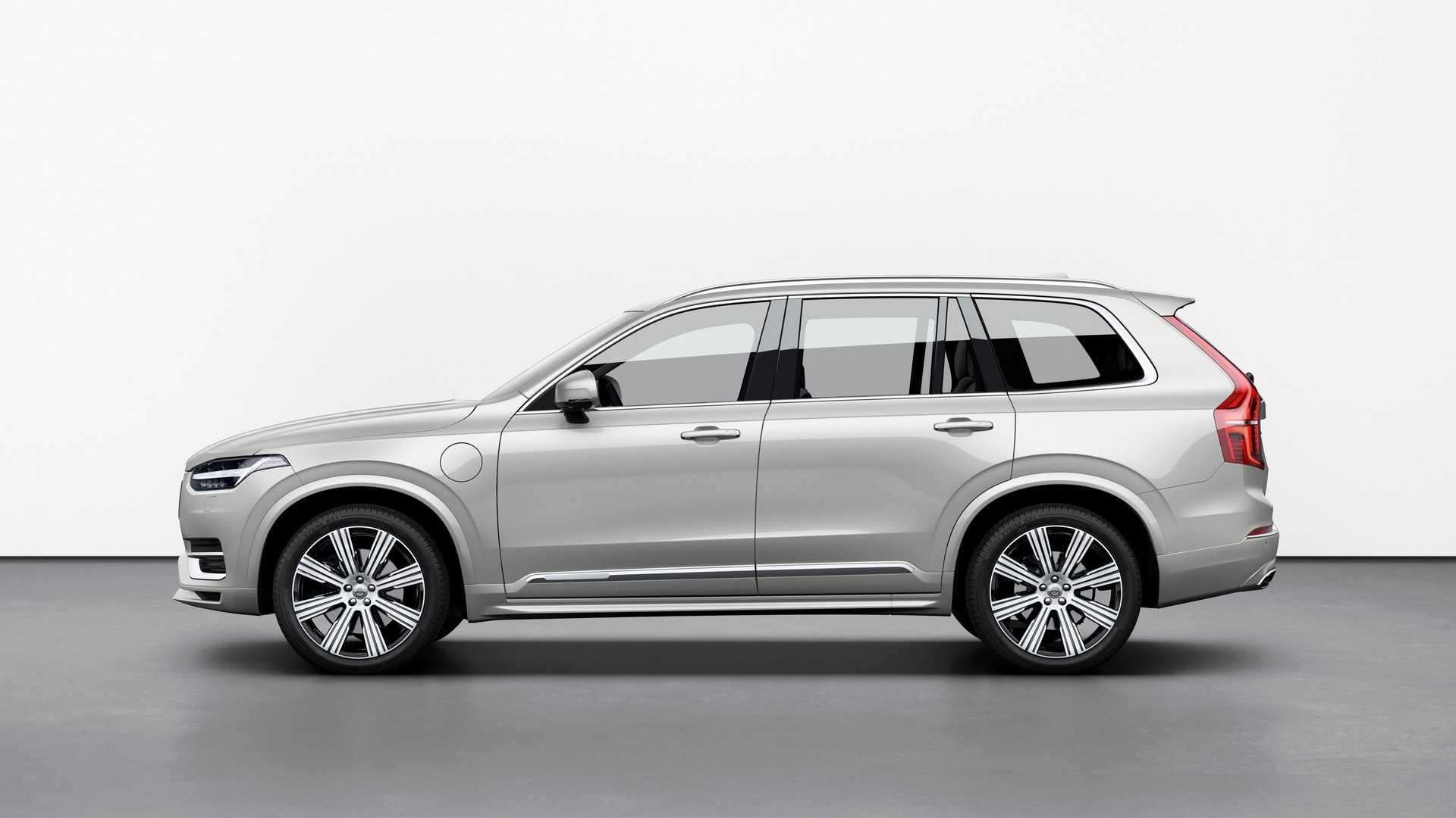 26 New Volvo Xc90 Model Year 2020 Style