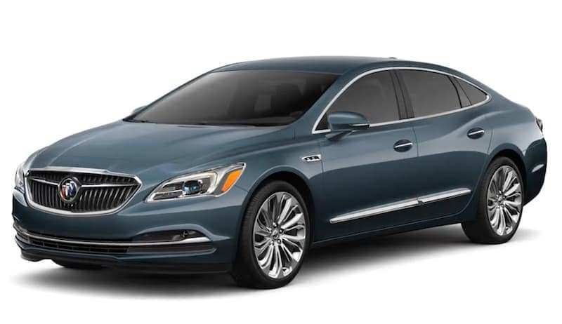 26 The 2019 Buick LaCrosses Pricing