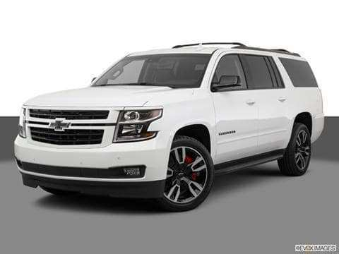 26 The 2019 Chevy Tahoe Ltz Interior