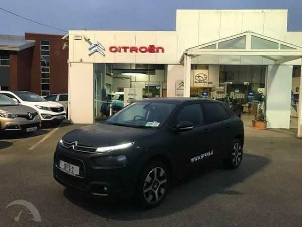 26 The 2019 Citroen C4 Research New