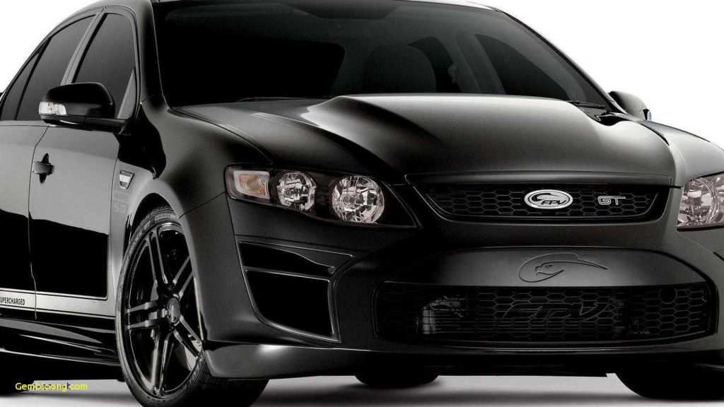 26 The 2019 Ford Falcon Gt Price Design And Review