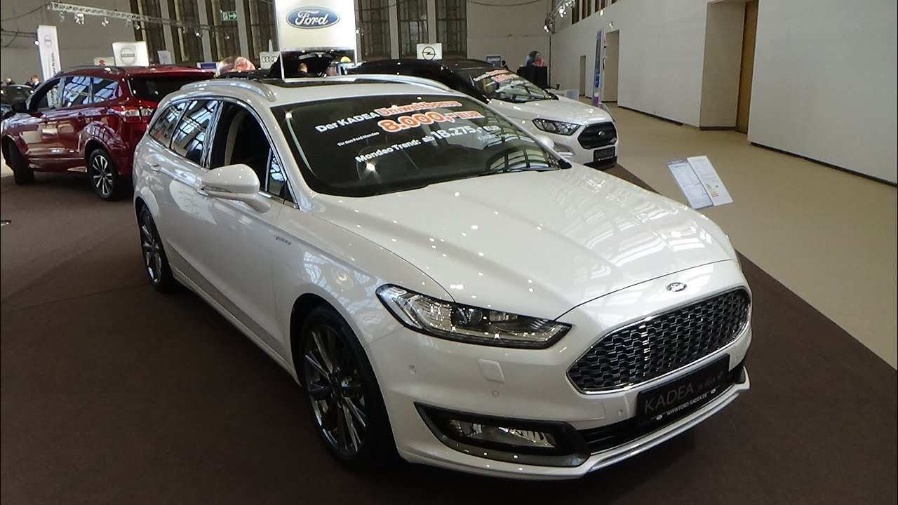 26 The 2019 Ford Mondeo Vignale Reviews