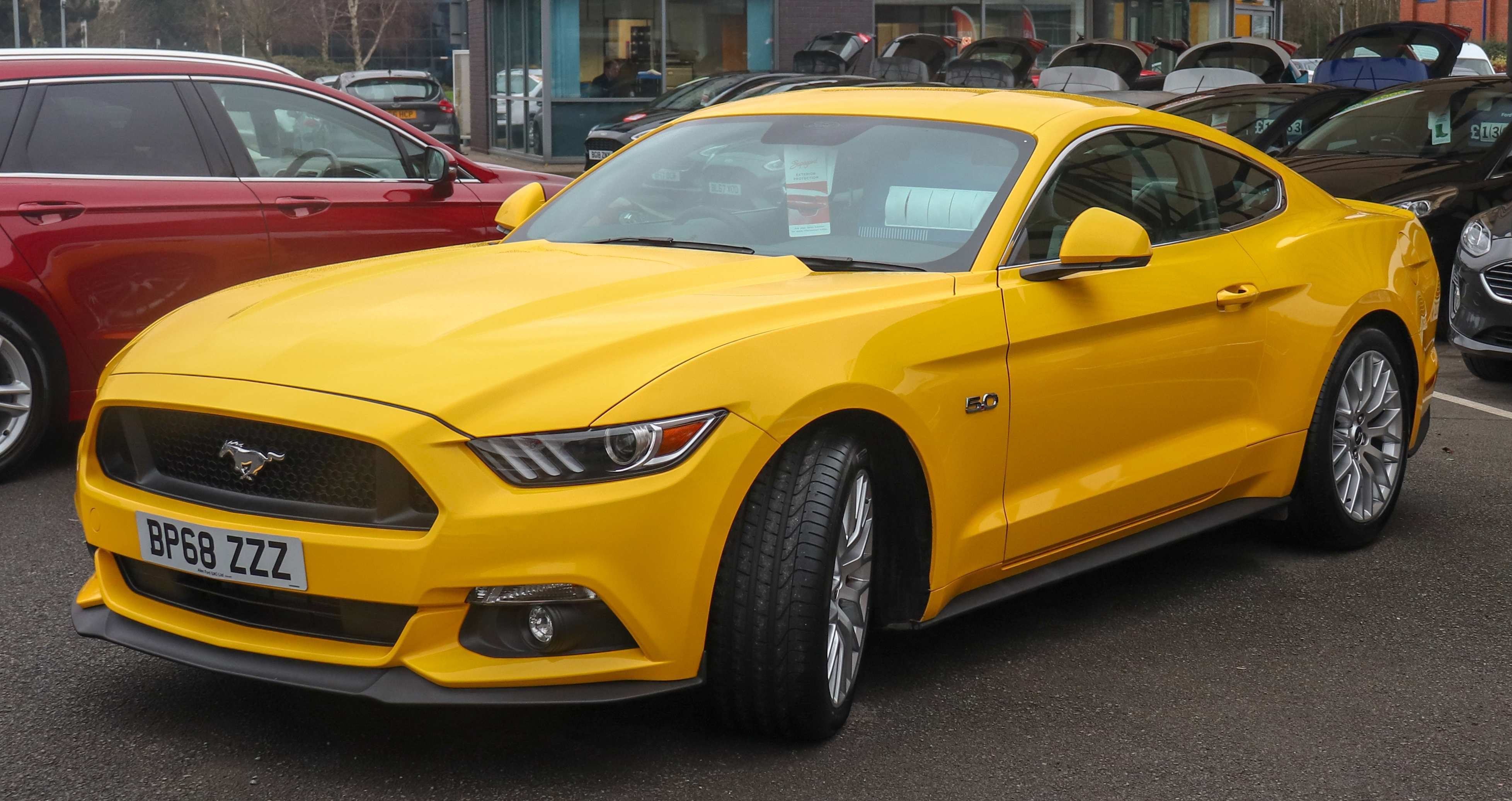 26 The 2019 Mustang Mach 1 Pricing