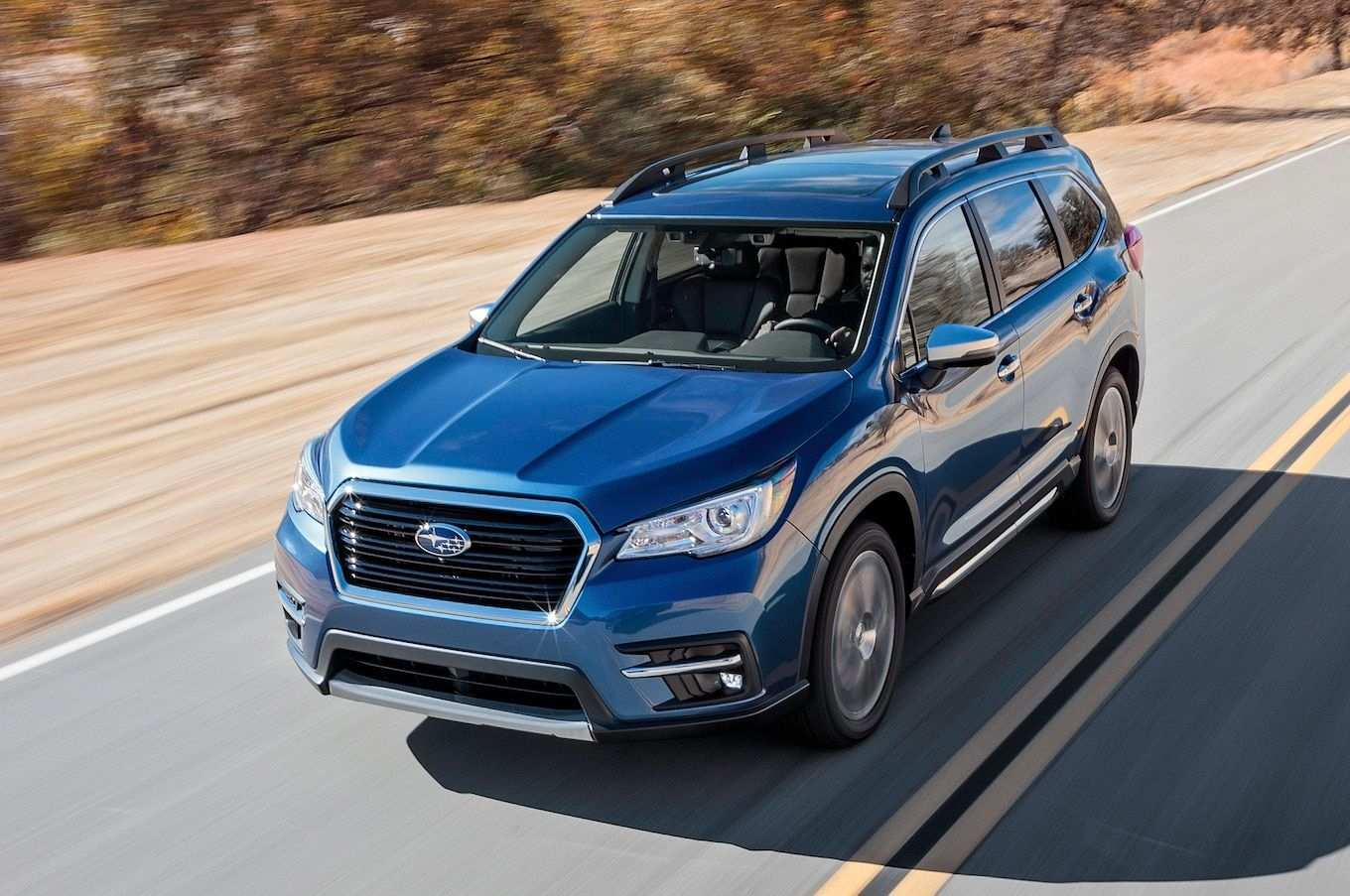 26 The 2019 Subaru Ascent Gvwr Price And Review