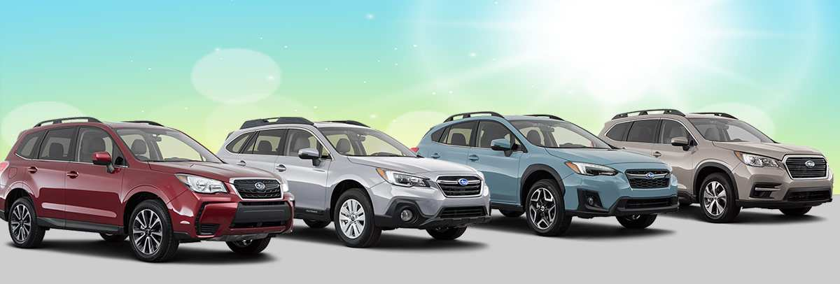 26 The 2019 Subaru Lineup Review And Release Date