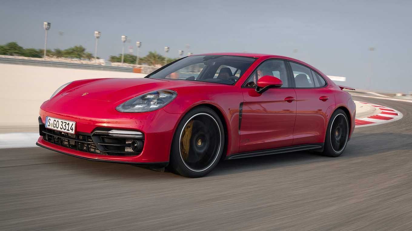 26 The 2019 The Porsche Panamera Concept And Review