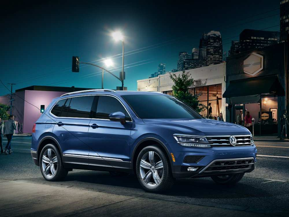 26 The 2019 VW Tiguan Research New