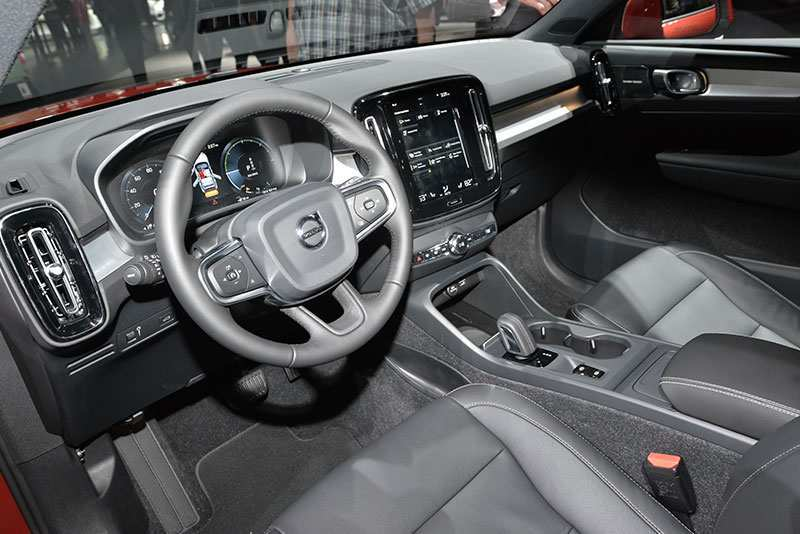 26 The 2019 Volvo Xc40 Interior Release Date
