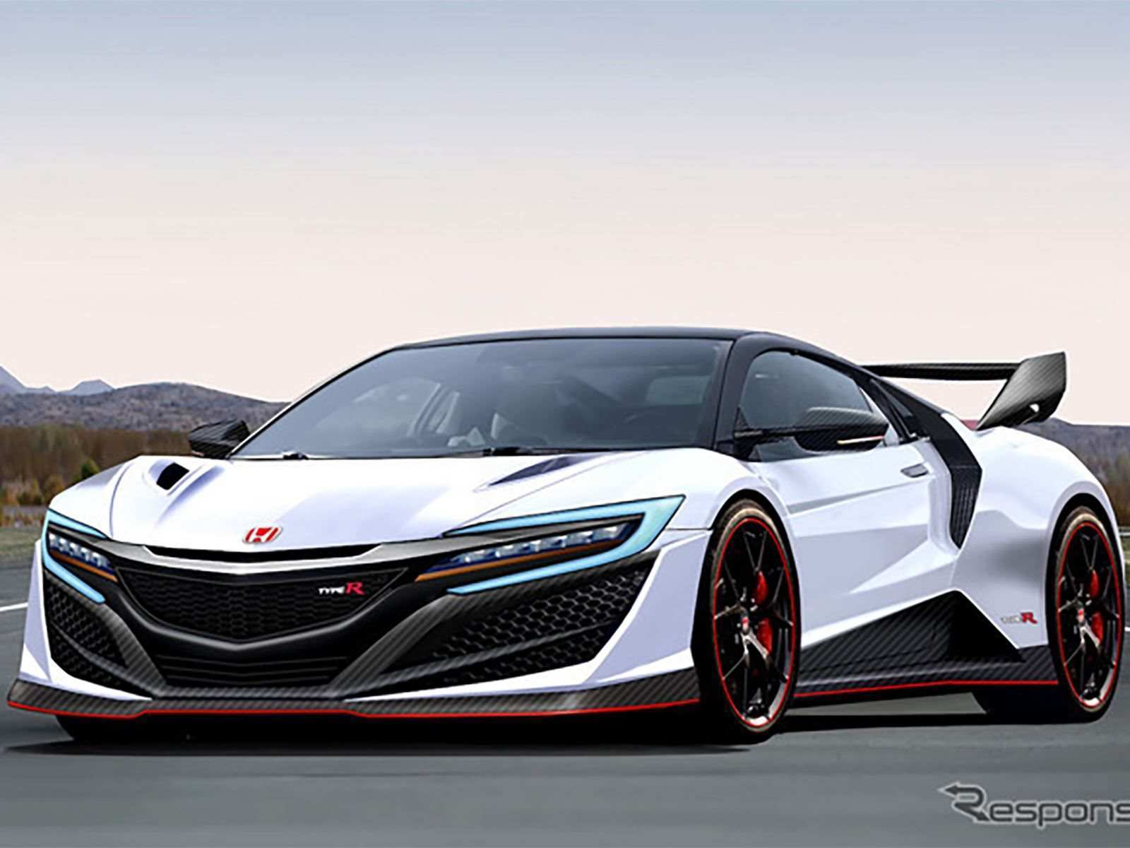 26 The 2020 Acura Nsx Type R Model